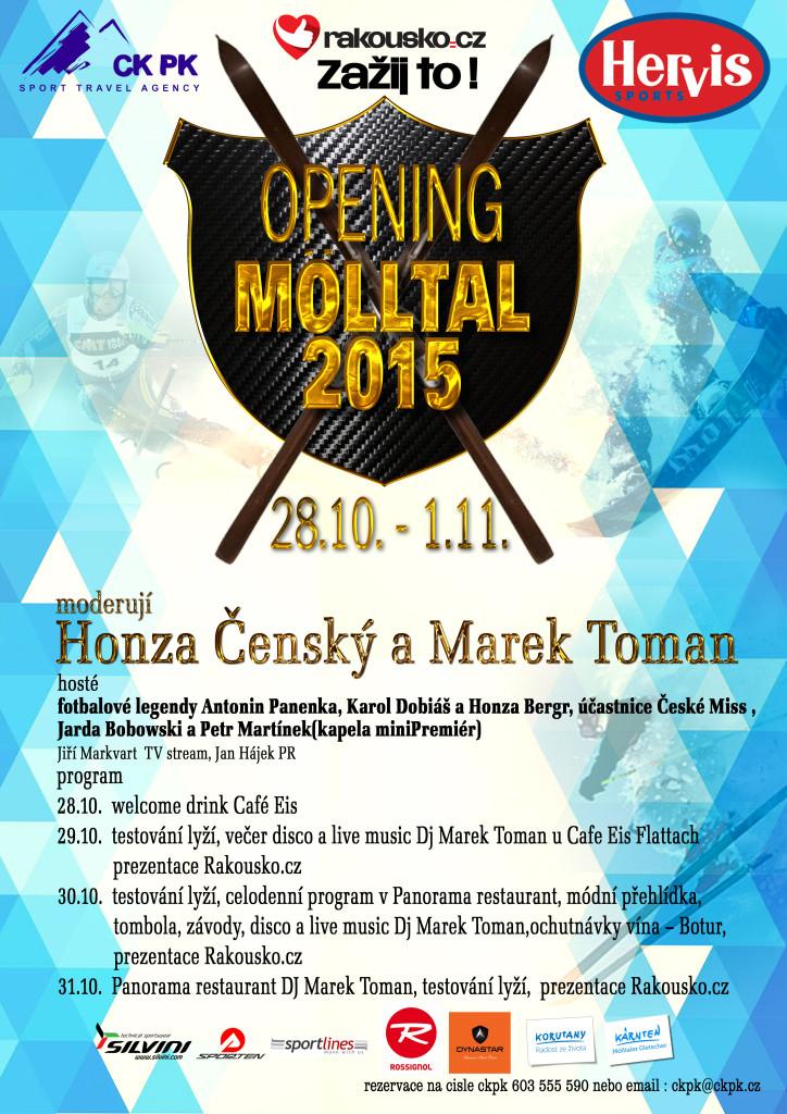program opening